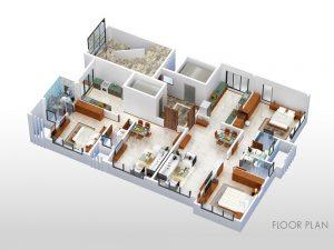 Hemant Villa Mulund, Floor Plan