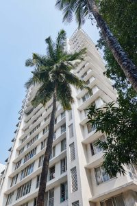 Om Sakthi, Residential Building in Mulund
