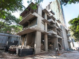 Under Construction Project in Mumbai